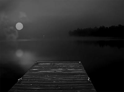 Bow Of A Boat >> Dark Dock – Image & Verse